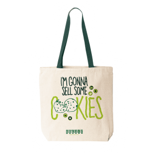 Girl Scout Cookies Tote